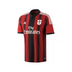 AC Milan voetbalshirt & outfit - Adidas Voetbalshirt - Voetbalshirt & outfit - kopen - Adidas AC Milan Shirt Thuis Sr.(Aktie)