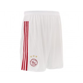 Adidas voetbalbroekjes - Ajax voetbalbroekjes - Ajax voetbalshirt & tenues - Voetbalbroekje - Voetbalshirt & outfit - kopen - Adidas Ajax Short Thuis Jr.