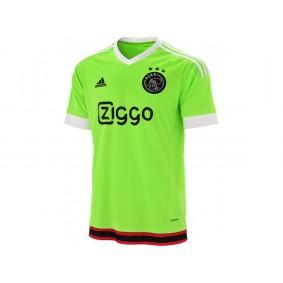 Adidas Voetbalshirt - Ajax voetbalshirt & tenues - Ajax voetbalshirts - Voetbalshirt & outfit - kopen - Adidas Ajax Shirt Uit Jr. (Aktie)