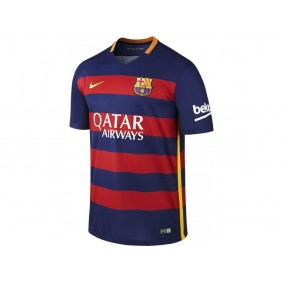 FC Barcelona voetbalshirt & outfit - Nike voetbalshirt - Voetbalshirt & outfit - kopen - Nike FC Barcelona Shirt Thuis SR. (Aktie)
