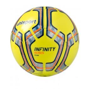 Accessoires - Allerlei sportballen - Voetballen - kopen - Uhlsport Infinity Team Mini Bal – Geel