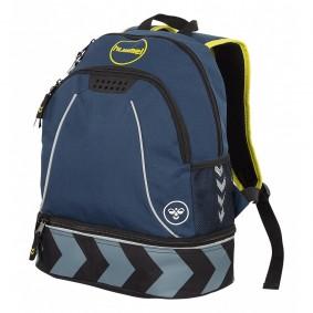 Accessoires - Hummel - Sporttassen - kopen - Hummel Brighton Backpack Marineblauw