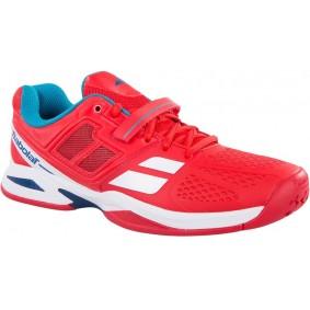 Babolat - Babolat tennisschoenen - Junior tennisschoenen - Merk sportschoenen - Tennis sportschoenen - Tennisschoenen outlet - kopen - Babolat Propulse BPM All Court Jr