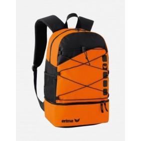 Accessoires - Sporttassen - kopen - Erima Club 5 Rugzak Oranje