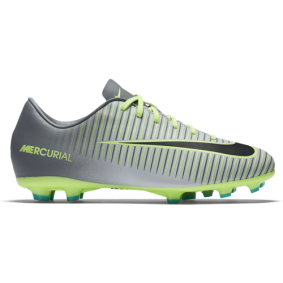 Junior voetbalschoenen - Merk sportschoenen - Nike schoenen - Nike voetbalschoenen - Voetbalschoenen - kopen - Nike JR. Mercurial Vapor XI FG