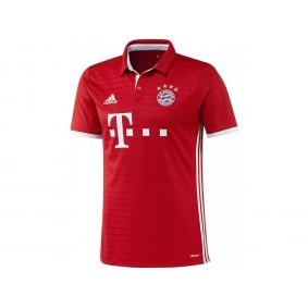 Adidas Voetbalshirt - Bayern München voetbalshirt & outfit - Voetbalshirt & outfit - kopen - Adidas FC Bayern Wedstrijdshirt Thuis 16/17 Senior