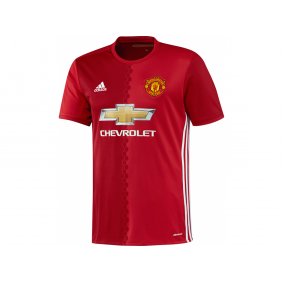 Manchester United voetbalshirt & outfit - Voetbalshirt & outfit - Voetbalshirt Adidas - kopen - Adidas Manchester United Wedstrijdshirt Thuis 16/17 Senior