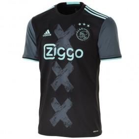 Adidas Voetbalshirt - Ajax voetbalshirt & tenues - Voetbalshirt & outfit - kopen - Adidas Ajax Wedstrijdshirt Uit 16/17 Junior