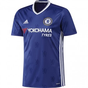 Chelsea voetbalshirt & outfit - Voetbalshirt & outfit - Voetbalshirt & outfit - Voetbalshirt Adidas - kopen - Adidas Chelsea Wedstrijdshirt Thuis 16/17 Junior