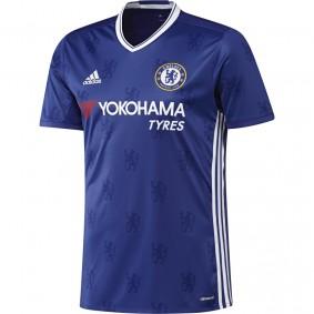 Chelsea voetbalshirt & outfit - Voetbalshirt & outfit - Voetbalshirt & outfit - Voetbalshirt Adidas - kopen - Adidas Chelsea Wedstrijdshirt Thuis 16/17 Senior