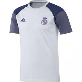 Real Madrid voetbalshirt & outfit - Voetbalshirt & outfit - Voetbalshirt Adidas - kopen - Adidas Real Madrid Trainingsshirt 16/17 Senior