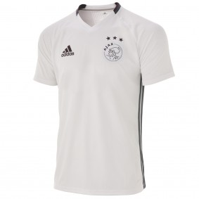 Adidas Voetbalshirt - Ajax voetbalshirt & tenues - Voetbalshirt & outfit - kopen - Adidas Ajax Trainingsshirt 16/17 Junior