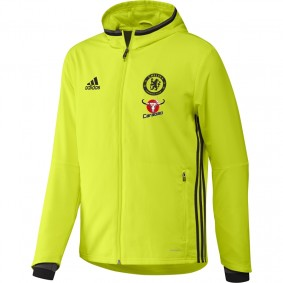 Chelsea voetbalshirt & outfit - Trainingsjas - Voetbalshirt & outfit - Voetbalshirt & outfit - kopen - Adidas Chelsea Pre-Match Jacket 16/17 Senior