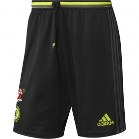 Chelsea voetbalshirt & outfit - Voetbalbroekje - Voetbalshirt & outfit - Voetbalshirt & outfit - kopen - Adidas Chelsea Trainingsshort 16/17 Junior