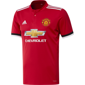 Manchester United voetbalshirt & outfit - Voetbalshirt & outfit - Voetbalshirt & outfit - Voetbalshirt Adidas - Manchester United voetbalshirt & outfit - kopen - Adidas Manchester United FC Wedstrijdshirt Thuis 17/18 Junior