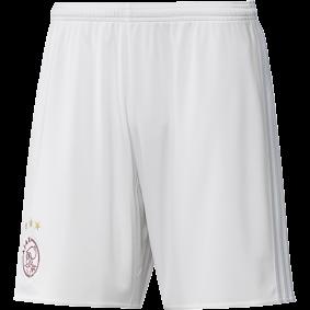 Adidas voetbalbroekjes - Ajax voetbalbroekjes - Ajax voetbalshirt & tenues - Voetbalshirt & outfit - Voetbalshirt & outfit - Ajax voetbalshirt & tenues - Voetbalbroekjes Adidas - kopen - Adidas Ajax Wedstrijdshort Thuis 17/18 Senior