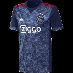 Adidas Voetbalshirt - Ajax voetbalshirt & tenues - Ajax voetbalshirts - Voetbalshirt & outfit - Voetbalshirt & outfit - Voetbalshirt Adidas - Ajax voetbalshirt & tenues - kopen - Adidas Ajax Wedstrijdshirt Uit 17/18 Junior