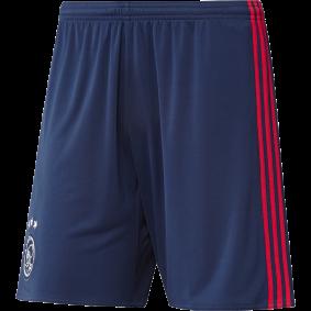 Adidas voetbalbroekjes - Ajax voetbalbroekjes - Ajax voetbalshirt & tenues - Voetbalbroekje - Voetbalbroekjes - Voetbalshirt & outfit - Voetbalshirt & outfit - Ajax voetbalshirt & tenues - Voetbalbroekjes Adidas - kopen - Adidas Ajax Wedstrijdshort Uit 17/18 Senior