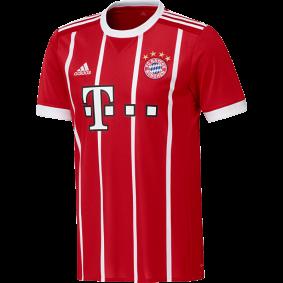 Bayern München voetbalshirt & outfit - Voetbalshirt & outfit - Voetbalshirt & outfit - Voetbalshirt Adidas - Bayern München voetbalshirt & outfit - kopen - Adidas FC Bayern Wedstrijdshirt Thuis 17/18 Junior