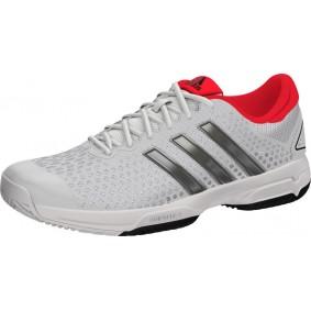 Adidas sportschoenen - Adidas tennisschoenen - Junior tennisschoenen - Merk sportschoenen - Tennis sportschoenen - Tennisschoenen outlet - kopen - Adidas Barricade Team 4 Jr