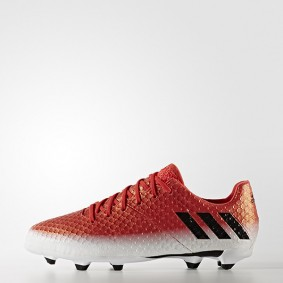 Adidas sportschoenen - Adidas voetbalschoenen - Junior voetbalschoenen - Merk sportschoenen - Voetbalschoenen - kopen - Adidas Messi 16.1 FG Jr.