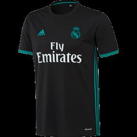 Real Madrid voetbalshirt & outfit - Voetbalshirt & outfit - Voetbalshirt & outfit - Real Madrid voetbalshirt & outfit - kopen - Adidas Real Madrid Wedstrijdshirt Uit 17/18 Junior