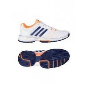 Adidas sportschoenen - Adidas tennisschoenen - Dames tennisschoenen - Merk sportschoenen - Tennis sportschoenen - Tennisschoenen outlet - kopen - Adidas Barricade Team 4 W