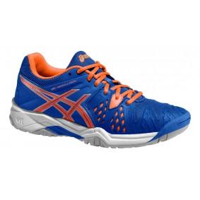 Asics sportschoenen - Asics tennisschoenen - Junior tennisschoenen - Merk sportschoenen - Tennis sportschoenen - Tennisschoenen outlet - kopen - Asics Gel Resolution 6 GS