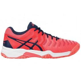Asics sportschoenen - Tennisschoenen junioren - kopen - Asics Gel-Resolution 7 GS Roze