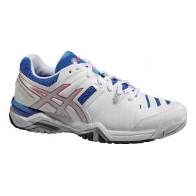 Asics sportschoenen - Asics tennisschoenen - Dames tennisschoenen - Merk sportschoenen - Senior schoenen - Tennis sportschoenen - Tennisschoenen outlet - kopen - Asics Gel-Challenger 10 W