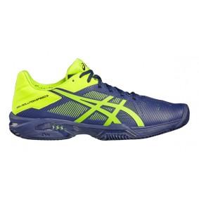 Asics sportschoenen - Tennisschoenen heren - kopen - Asics Gel-Solution Speed 3 Clay Men