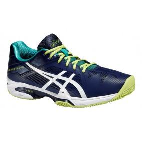 Asics tennisschoenen - Heren tennisschoenen - Tennis sportschoenen - Tennisschoenen outlet - kopen - Asics Gel-Solution Speed 3 Clay Men