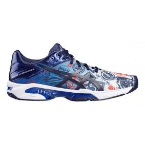 Asics sportschoenen - Tennisschoenen heren - kopen - Asics Gel-Solution Speed 3 L.E. Paris Men