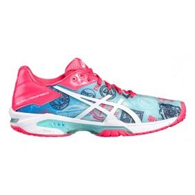 Asics sportschoenen - Tennisschoenen dames - kopen - Asics Gel-Solution Speed 3 L.E. Paris Women