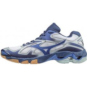 Heren indoorschoenen - Indoor sportschoenen - Merk sportschoenen - Mizuno indoorschoenen - Mizuno sportschoenen - kopen - Mizuno Wave Bolt 5 Men (Aktie)