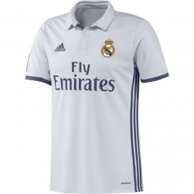 Real Madrid voetbalshirt & outfit - Voetbalshirt & outfit - Voetbalshirt Adidas - kopen - Adidas Real Madrid Wedstrijdshirt Thuis 16/17 Senior
