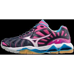 Indoor sportschoenen - Merk sportschoenen - Mizuno indoorschoenen - Mizuno sportschoenen - Volleybalschoenen dames - Indoorschoenen dames - kopen - Mizuno Tornado X W.