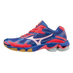 Dames indoorschoenen - Indoor sportschoenen - Merk sportschoenen - Mizuno indoorschoenen - Mizuno sportschoenen - kopen - Mizuno Wave Bolt 5 Women (