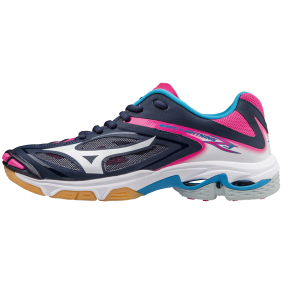 Indoor sportschoenen - Merk sportschoenen - Mizuno indoorschoenen - Mizuno sportschoenen - Volleybalschoenen dames - Indoorschoenen dames - kopen - Mizuno Wave Lightning Z3 W.