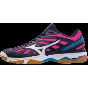 Indoor sportschoenen - Merk sportschoenen - Mizuno indoorschoenen - Mizuno sportschoenen - Volleybalschoenen dames - Indoorschoenen dames - kopen - Mizuno Wave Hurricane 3 W.