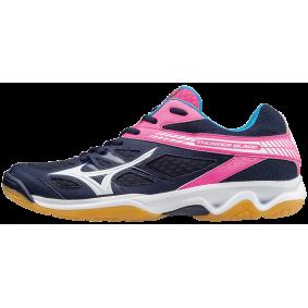 Indoor sportschoenen - Merk sportschoenen - Mizuno indoorschoenen - Mizuno sportschoenen - Volleybalschoenen dames - Indoorschoenen dames - kopen - Mizuno Thunder Blade W.