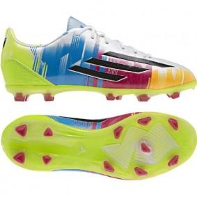 Adidas sportschoenen - Adidas voetbalschoenen - Junior voetbalschoenen - Merk sportschoenen - Sportschoenen aanbiedingen - Voetbalschoenen - Voetbalschoenen outlet - kopen - Adidas F50 Adizero Messi TRX FG J
