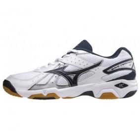 Heren indoorschoenen - Indoor sportschoenen - Merk sportschoenen - Mizuno indoorschoenen - Mizuno sportschoenen - kopen - Mizuno Wave Twister 4 Men (Aktie)