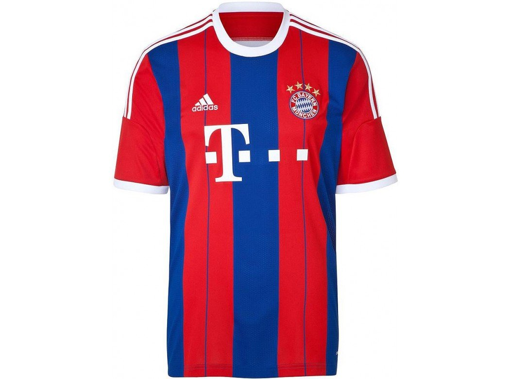 Adidas Bayern Munchen Shirt Thuis (Aktie)