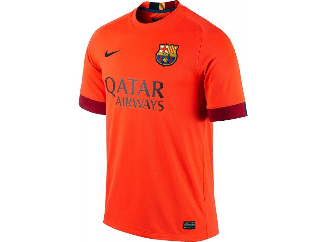 Nike FC Barcelona Shirt Uit Sr. (Aktie)