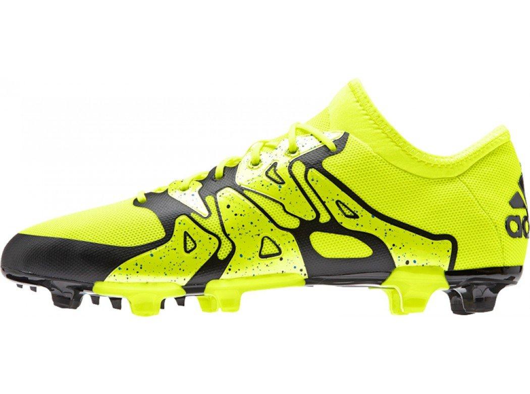 Adidas X 15.2 FG/AG - Voetbalschoenen Badmintonschoenen