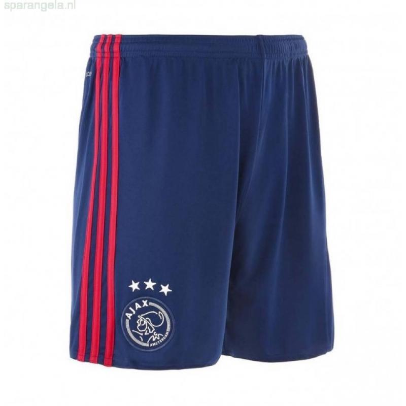 Adidas Ajax Away Short 17/18 Heren