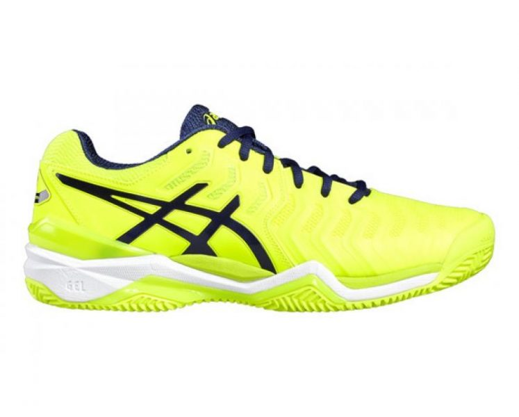 asics gel resolution heren