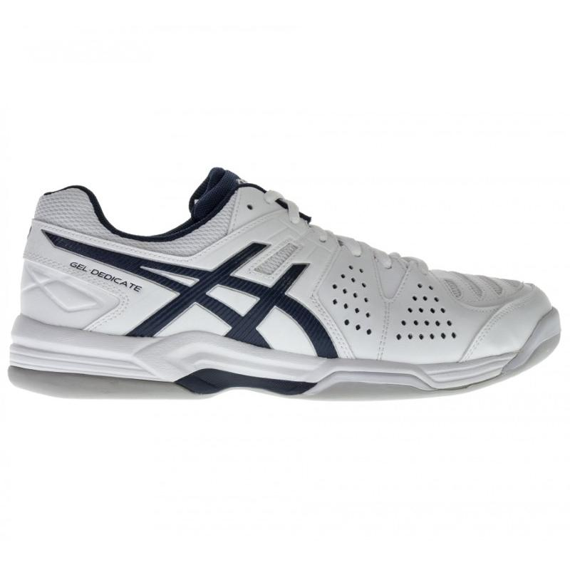 asics gel-dedicate 4 indoor heren