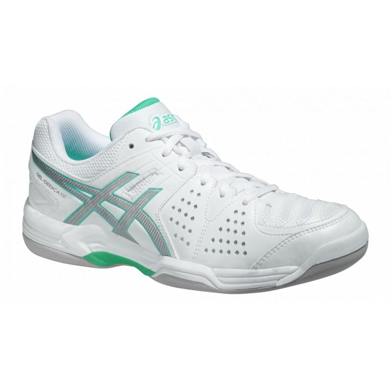 asics gel dedicate 4 indoor dames